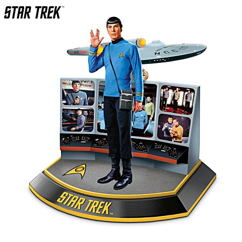 STAR TREK™ 'Spock' Sculpture