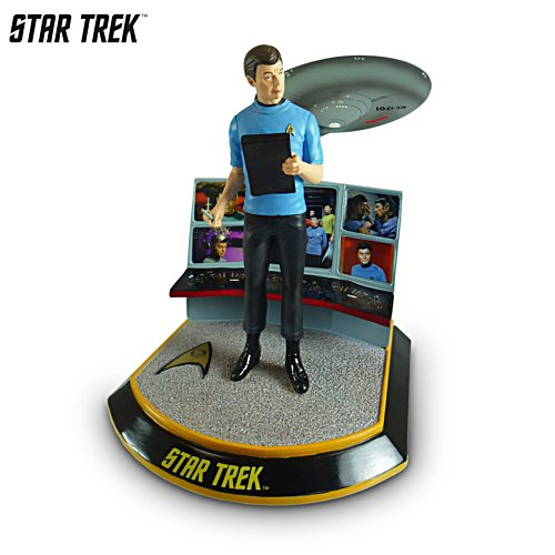 STAR TREK™ 'Dr McCoy' Sculpture