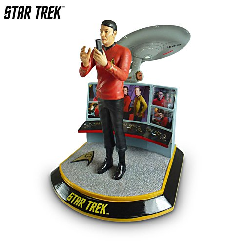 STAR TREK™ 'Scotty' Sculpture