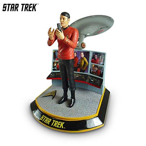 STAR TREK™ 'Scotty' Sculpture
