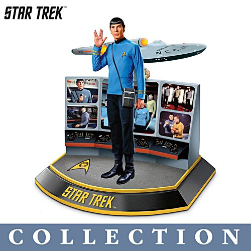 'Legends Of STAR TREK™' Sculpture Collection