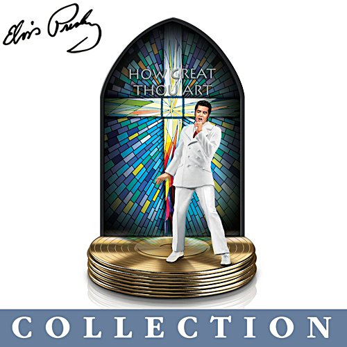 Elvis™: The Gospel Truth' Sculpture Collection