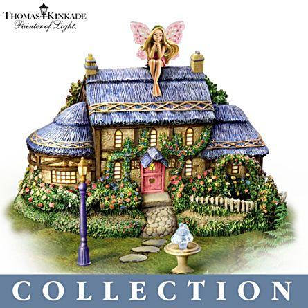 Thomas Kinkade 'Fairy Garden Village' Collection
