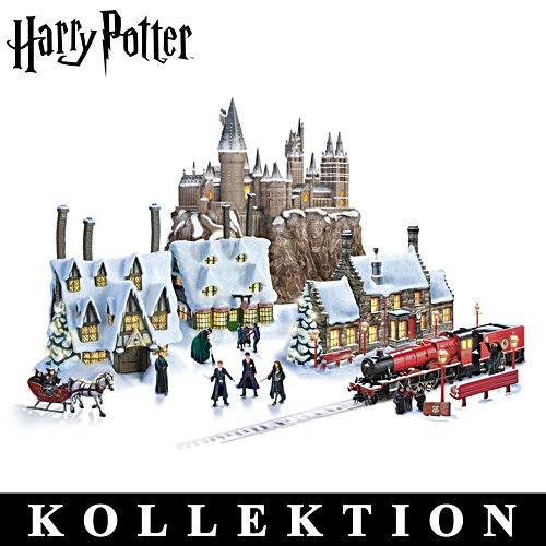 Harry Potter™ – Miniatur-Dorf-Kollektion