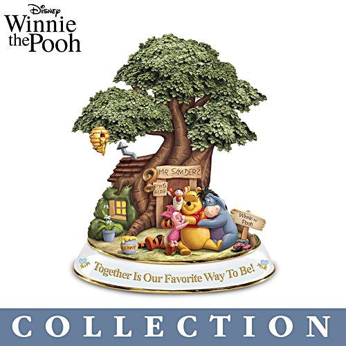 Disney 'Friendships Of Hundred Acre Wood' Sculpture Collection