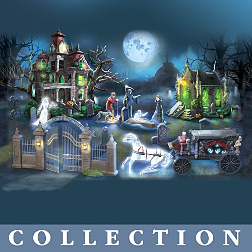 'Dead Of Night' Village Collection