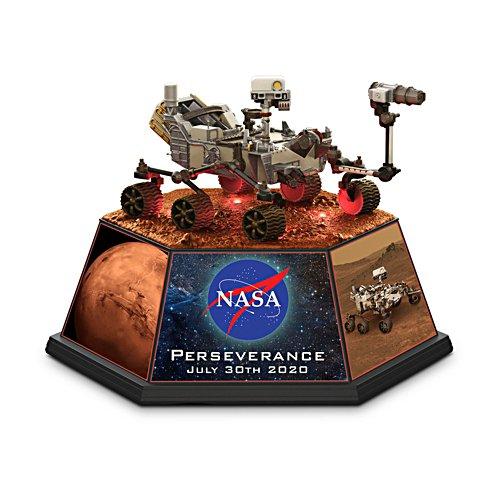 'Perseverance' 2020 Mars Rover Illuminated Sculpture