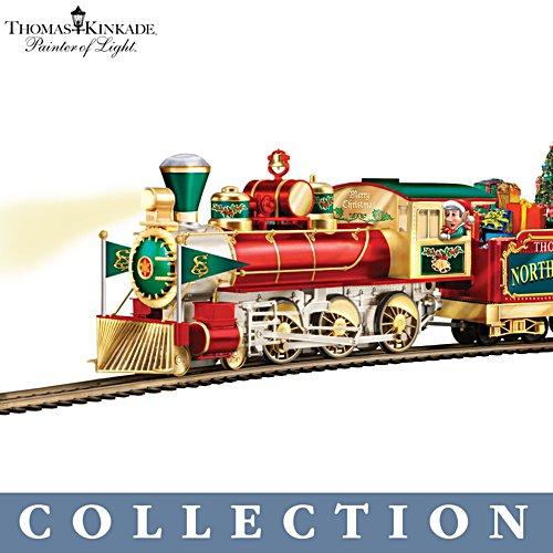 Thomas Kinkade 'North Pole Express' Train Collection