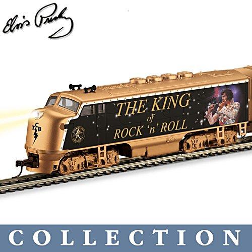 Elvis Express – Modelleisenbahn-Kollektion