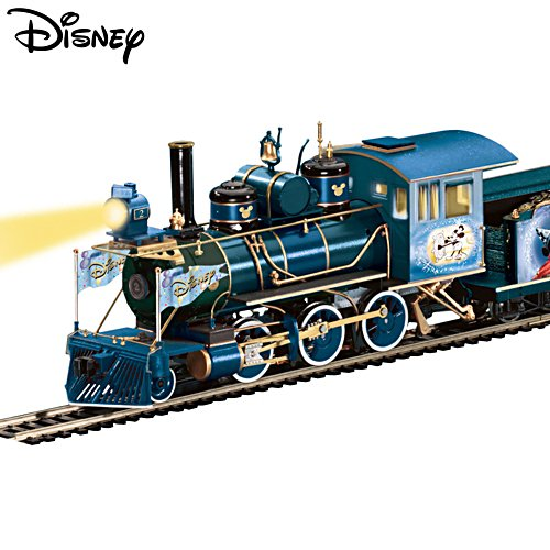 Mickys magischer Express – Modelleisenbahn-Kollektion