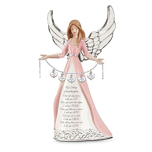 'Darling Granddaughter, I Wish You' Figurine