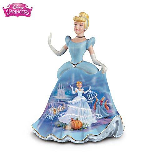 Disney 'Forever Cinderella' Porcelain Bell