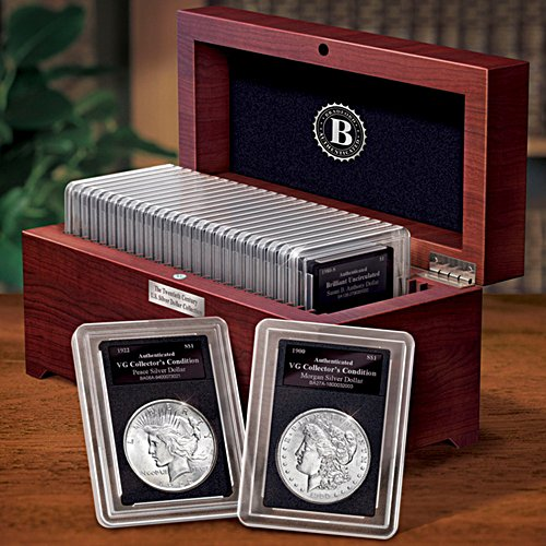20th Century U.S. Dollar Coin Collection