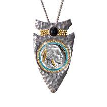Indian Head Nickel Arrowhead Men's Pendant