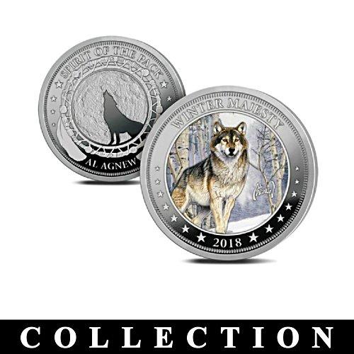 Majesté de la forêt - Collection de médailles