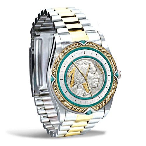 Der Geist des Westens – Armbanduhr