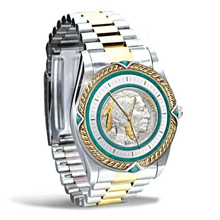 'Indian Head Nickel Watch'