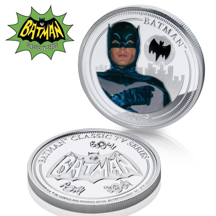 The Officially Licensed Batman™ Commemorative