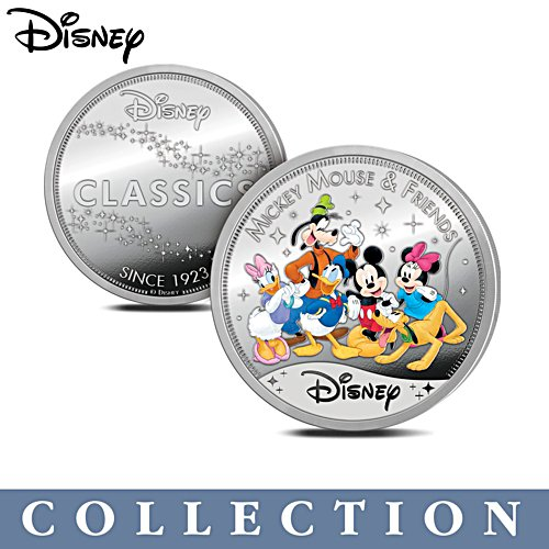 'Disney Classics' Proof Commemorative Collection