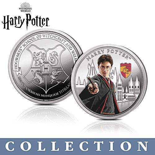HARRY POTTER™ Proof Commemorative Collection