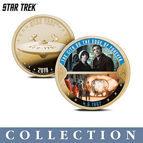 STAR TREK™ Episodes 50th Anniversary Proof Collection