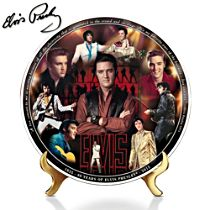 'Elvis™ 80th Anniversary Commemorative Plate'