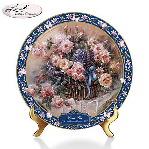 Lena Liu Gallery Editions Commemorative Plate