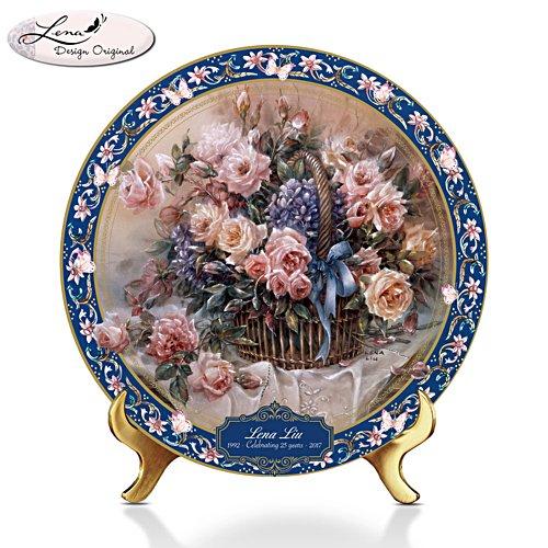Lena Liu Gallery Editions Commemorative Plate