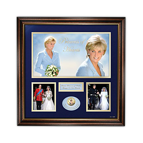 'Princess Of Hearts' Diana Limited Edition Print