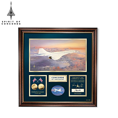 'Spirit Of Concorde' Limited Edition Print