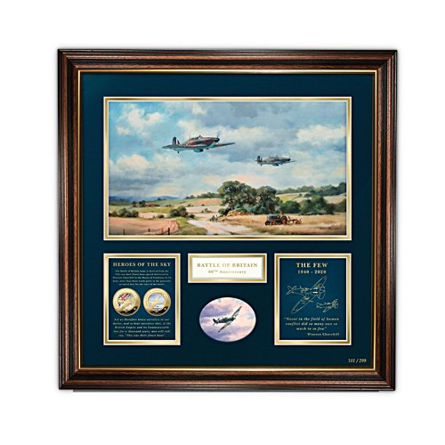 'Battle Of Britain' 80th Anniversary Limited Edition Print