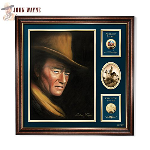 John Wayne Limited Edition Print
