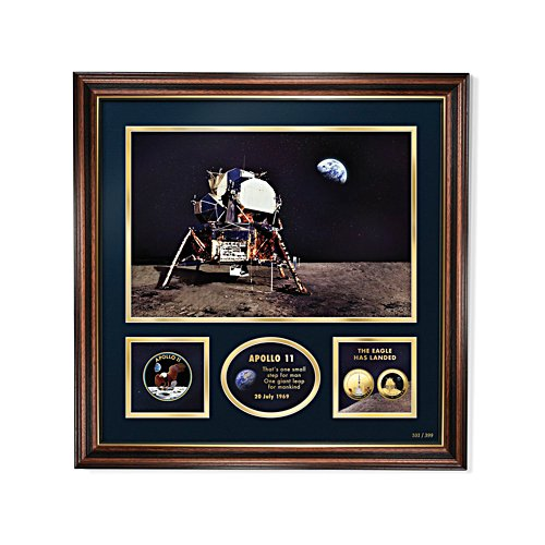 Apollo 11 Moon Landing Limited Edition Print