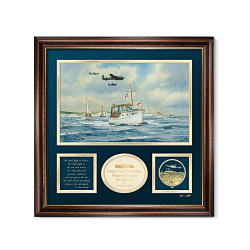 'Miracle Of Dunkirk' Numbered Wall Print