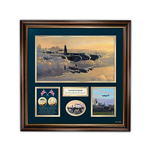 Mosquito 'Pathfinder' Limited Edition Wall Print