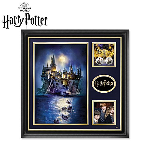'Harry Potter and the Philosophers Stone' Film 20th Anniversary Numbered Print