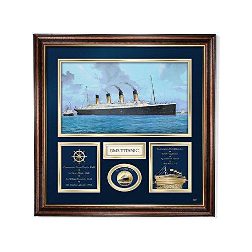 RMS Titanic Wall Print
