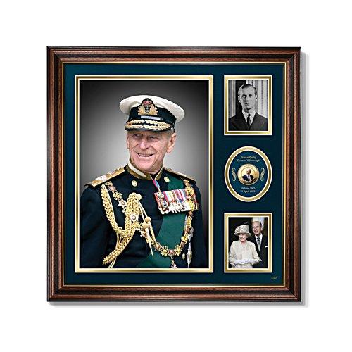 HRH Prince Philip Commemorative Print