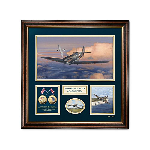 'Masters Of The Air' Anniversary Limited Edition Print