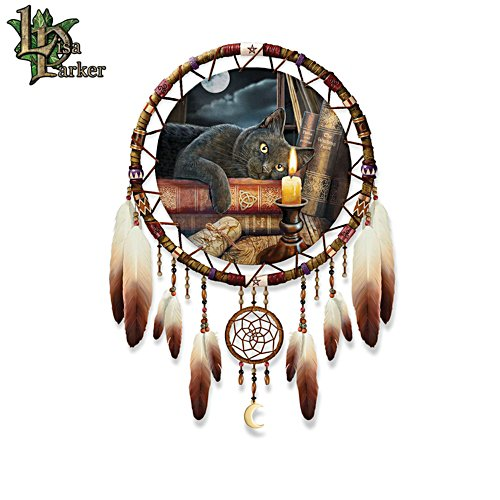 Lisa Parker 'Witching Hour' Dreamcatcher Wall Art