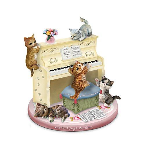 Wenn Kätzchen musizieren — Spieluhr