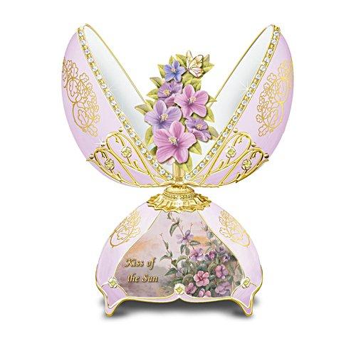 'Kiss Of The Sun' Fabergé-Inspired Musical Egg