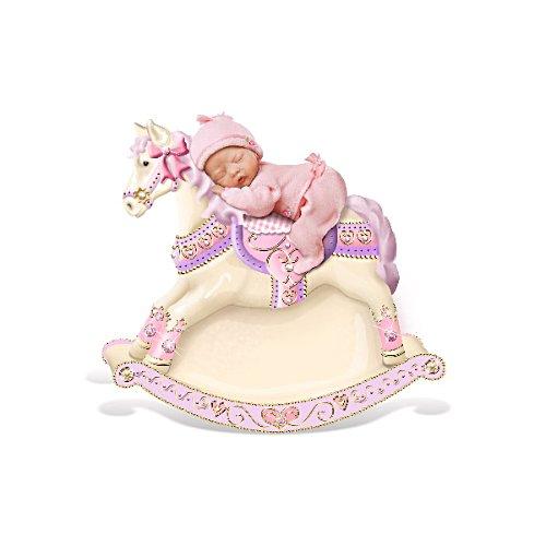 'Honey Bun' Fabergé-Inspired Baby Girl Doll