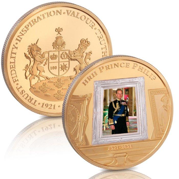The Prince Philip, Duke of Edinburgh Memorial Commemorative The Prince Philip, Duke of Edinburgh Memorial Commemorative