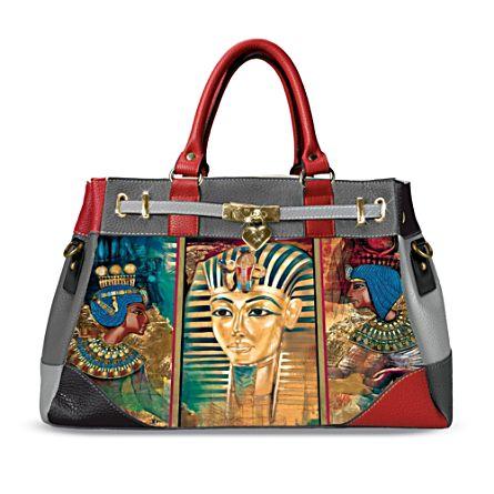 'Treasures Of Egypt' Handbag