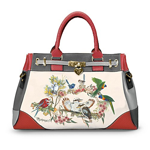 'Birds Of The Bush' Ladies' Handbag