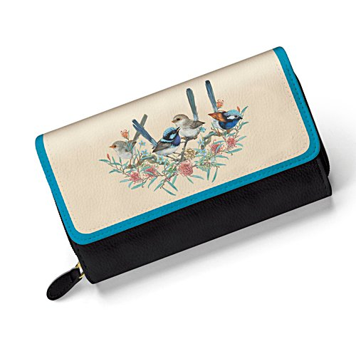'Fairy Wren' Ladies' Purse