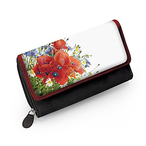 Lest We Forget' Ladies' Poppy Purse