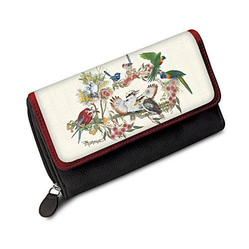 Birds Of The Bush' Ladies' Purse