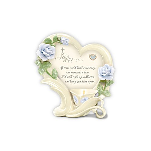 'Stairway To Heaven' Bereavement Candleholder